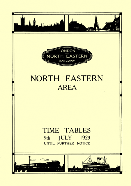 Timetables, Station Working & Appendices